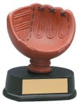 Softball Glove Resin Trophy All Trophy Awards