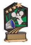 Cheerleading Resin Trophy All Trophy Awards